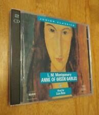 Junior Classics: L. M. Montgomery Anne of Green Gables Audio Book