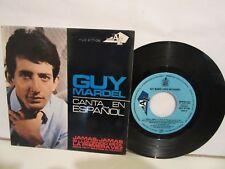 Guy Mardel - Canta En Español - Jamas, Jamas +3 - EP - 1965 - Spain - VG/VG+