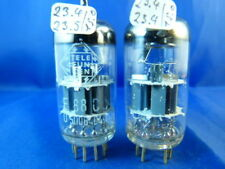 Matched Pair E88CC/CCa Telefunken <> DIAMOND # NOS # BALANCED # (10778)