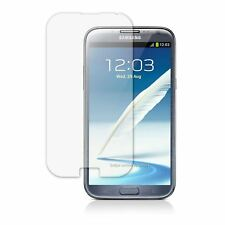 TOP QUALITY CLEAR LCD SCREEN PROTECTOR FOR SAMSUNG GALAXY NOTE 2 GT N7105 N7100