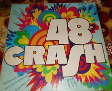 DDR-  48 crash   ++Schallplatte Amiga Vinyl ++ Sampler