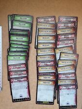 TENSION DECK CARDS BASE GAME   / RESIDENT EVIL 2 STEAMFORGED G07