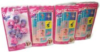 Lot of Vintage Barbie 1997  Stickers Party Favor Tara Toy NEW NOS