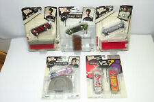 5 TECH DECK PRO STREET HITS FINGERBOARDS CHRIS COREY PAUL CHOCOLATE VS GIRL RARE