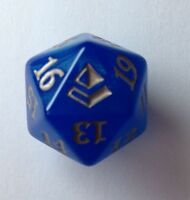 Magic the Gathering MTG - 1 x Amonkhet  D20 Dice Spin Down Dice Counter