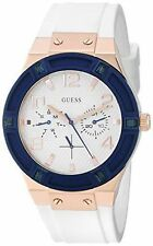 Round GUESS Wristwatches with Chronograph