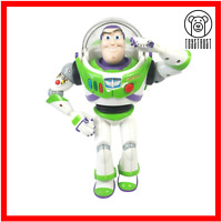 Disney Buzz Lightyear Toy Story Action Figure Talking Light Up Poseable Pixar C6