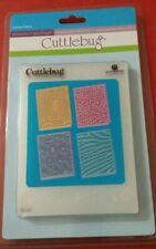 Cuttlebug 4 Animal Prints Bundle Embossing Folder. Provo Craft. Emboss.