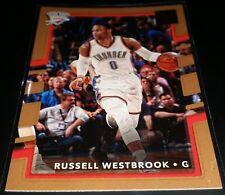 Russell Westbrook 2017-18 Panini Donruss Base Card (no.101)