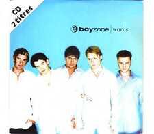 Boyzone - Words - CDS - 1996- Europop Ballad 2TR Cardsleeve France Ronan Keating