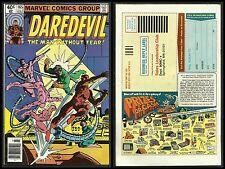 Daredevil #165 VF+ (1980, Marvel) Doctor Octopus Frank Miller Art