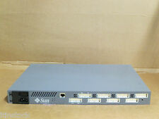 Sun Microsystems Qlogic Model : SANbox-8 P/N 30297-08H Fibre Switch Rackmount
