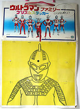 ULTRAMAN VINTAGE JAPANESE TOY STORE DISPLAY ULTRASEVEN ULTRA 7