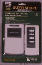 2 way Remote Appliance and Light Switch