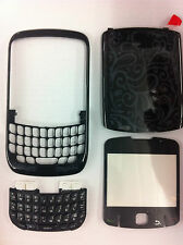 Blackberry Curve 8520 8530 STYLISH DESIGNER Housing Replacement Cover Case