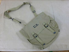 US ARMY ww2 m1936 Musette Bag Field Pack Sac Sac de combat avec courroie