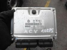 VW t4 CENTRALINA 2,5 TDI MOTORE ACV dispositivo fiscale 074 906 018 C