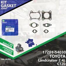 Gasket Kit Joint Turbo TOYOTA Landcruiser 2.4L 17201-54030 1720154030 CT20-063