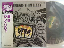THIN LIZZY JAILBREAK / WITH OBI BT-5352