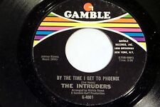 Intruders: By the Time I Get to Phoenix / Tender (Was the Love We...  [VG+ Copy]