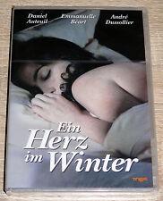 Ein Herz im Winter (1992) NEU !!! OOP, Daniel Auteuil, Emmanuelle Beart, DVD