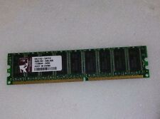 256MB DDR PC3200 400MHZ 184 PIN DIMM LOW DENSITY  DESKTOP PC RAM  ECC UNBUFFER