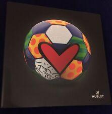 Hublot Big Bang FIFA World Cup Brazil 2014 Romero Britto Art Of Fusion Catalogue