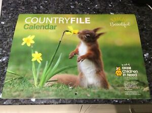 Countryfile Calendar 2021, New & Unused