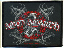"Amon Amarth "" Viking ""  Patch/Aufnäher  601828 #"