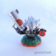 Skylanders Trap Team DARK FOOD FIGHT SERIES 1 (Life) Comp with Superchargers