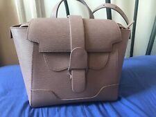 Senreve Mini Maestra Bag Lilac Leather Purse