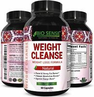 Powerful Weight Loss Natural Formula Women and Men Green Tea Garcinia Cambogia