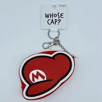 Super Nintendo World WHOSE CAP? Mario Keychain UNIVERSAL STUDIOS JAPAN 2020