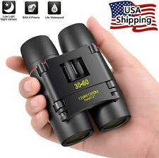 30x60 Compact Binoculars for Bird Watching Outdoor Hunting Travel Hiking Us