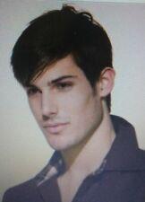 "Fashion Men's short hair 12""wig male European &American popular & Wig Cap Us"
