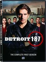 Detroit 1-8-7: The Complete First Season (1st) New DVD