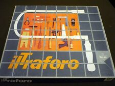 """VINTAGE """" Il Traforo """" 137 BY BRAL SYSTEM, Tools Set, very good, 60s-70s"""