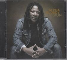 """Alpha Blondy """"Vision"""" NEW CD 1st Class Post From The UK"""