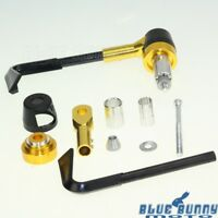 Motorcycle Dirtbikes 7/8'' Handlebar Lever Guard System Protector Universal Fit