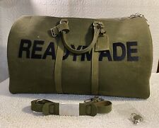 Readymade Distressed Effect Military Holdall BagMSRP $3240 Free Shipping Unisex