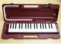 New Yamaha P-37D P37D Pianica Melodica Wind Keyboard 100% Genuine Product Japan