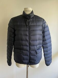 Moncler Lans Navy Jacket Brand New