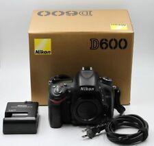 Nikon D600 Body - Excellent Condition! 24MP FX Full Frame *Bonus Battery Grip*