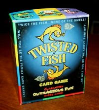 Twisted Fish Card Game - Guaranteed Outrageous Fun Every Game!