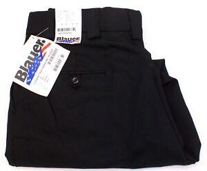 BLAUER CLASSACT 4 POCKET 8650 TROUSERS PANTS BLACK, EMT/SECURITY/POLICE, 36X29