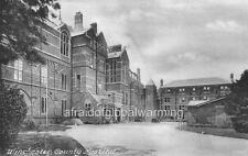 "Old Photo Winchester United Kingdom ""County Hospital"""