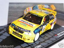 SEAT CORDOBA WRC #10 RALLY NEW ZEALAND 1999 GARDEMEISTER LUKANDER IXO ALTAYA