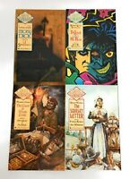 CLASSICS ILLUSTRATED Lot 4 Comics Graphic Novels FIRST BERKLEY 1990 4 6 7 8