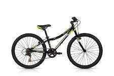 EDEL Kinder Fahrrad Mountainbike NEU OVP KELLYS Kiter 30 Junior BIKE Schwarz TOP