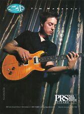 311 Tim Mahoney Paul Reed Smith Guitars 1997 8x11 Promo Poster Ad